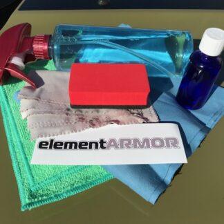 Ceramic Coating Kit - Paint