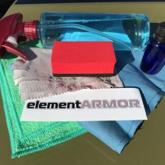 Ceramic Coating Kit - Trim & Wheels